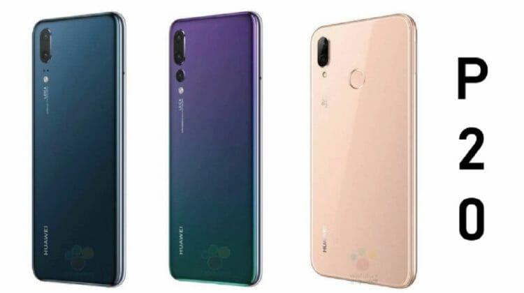 Huawei P20, P20 Pro si P20 Lite: Diferente si asemanari